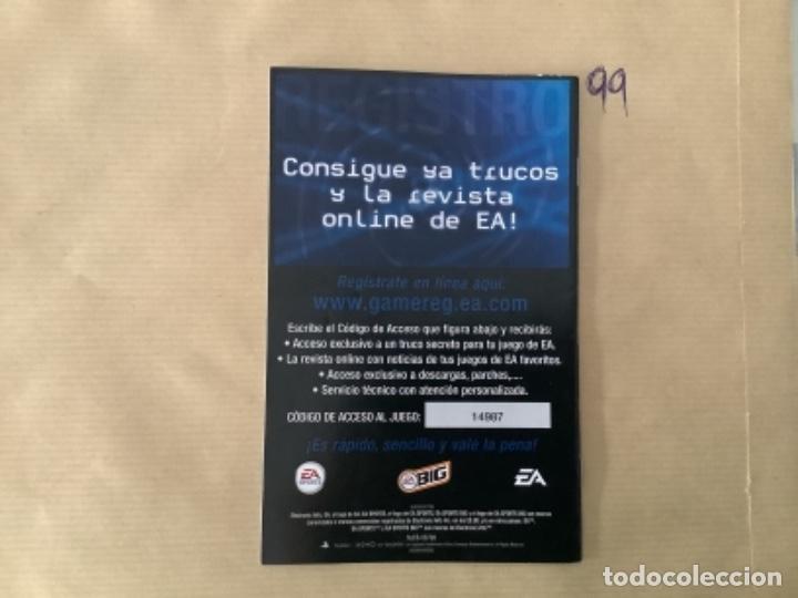 Videojuegos y Consolas: H1. MANUAL PS2 HARRY POTTER EL CÁLIZ DEL FUEGO - Foto 2 - 269404918