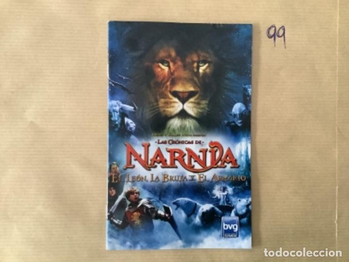 H1. MANUAL PS2 LAS CRONICAS DE NARNIA LEON BRUJA ARMARIO (Juguetes - Videojuegos y Consolas - Sony - PS2)