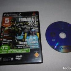 Videojuegos y Consolas: DISCO REVISTA PLAYSTATION 2 Nº 43 PS2. Lote 269454058