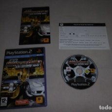 Videojuegos y Consolas: PS2 SONY PLAYSTATION 2 MIDNIGHT CLUB 3 COMPLETO. Lote 269459163