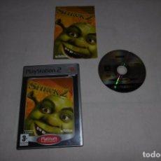 Videojuegos y Consolas: PS2 SONY PLAYSTATION 2 SHREK 2. Lote 269460178