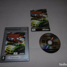 Videojuegos y Consolas: PS2 SONY PLAYSTATION 2 BURNOUT 2 POINT OF IMPACT COMPLETO. Lote 269460863
