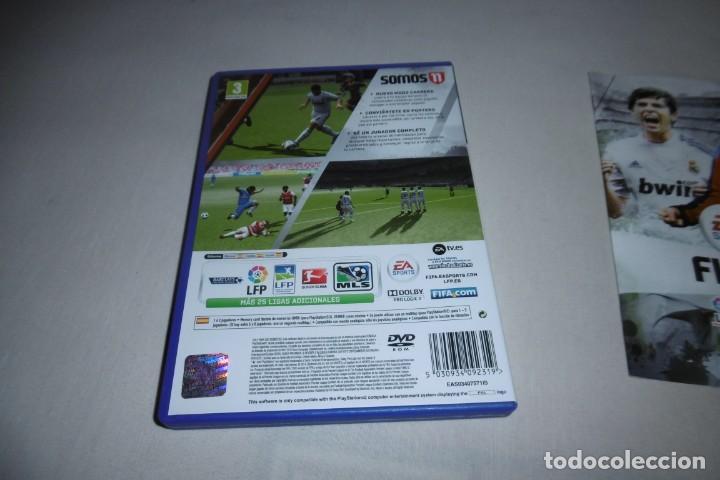 Videojuegos y Consolas: PS2 Sony PlayStation 2 FIFA 11 COMPLETO - Foto 2 - 269467568
