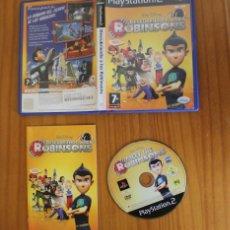 Videojuegos y Consolas: DESCUBRIENDO A LOS ROBINSONS. PS2 DISNEY PLAYSTATION 2. Lote 269573858