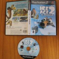 Videojuegos y Consolas: ICE AGE 2 EL DESHIELO. PS2 SIERRA PLAYSTATION 2. Lote 269574253