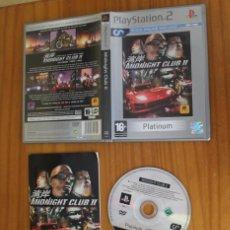 Videojuegos y Consolas: MIDNIGHT CLUB II. PS2 ROCKSTAR PLAYSTATION 2. Lote 269574278