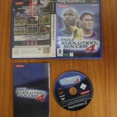 Videojuegos y Consolas: PRO EVOLUTION SOCCER 4. PS2 KONAMI PLAYSTATION 2. Lote 269574298