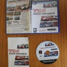 Videojuegos y Consolas: TOCA RACE DRIVER 2. PS2 CODEMASTERS PLAYSTATION 2. Lote 269574398