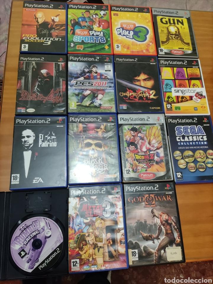 Videojuegos y Consolas: Lote ....... PS2.... - Foto 7 - 269941023