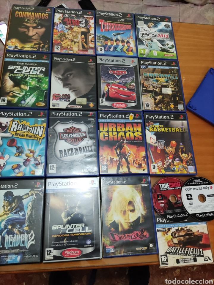 Videojuegos y Consolas: Lote ....... PS2.... - Foto 9 - 269941023