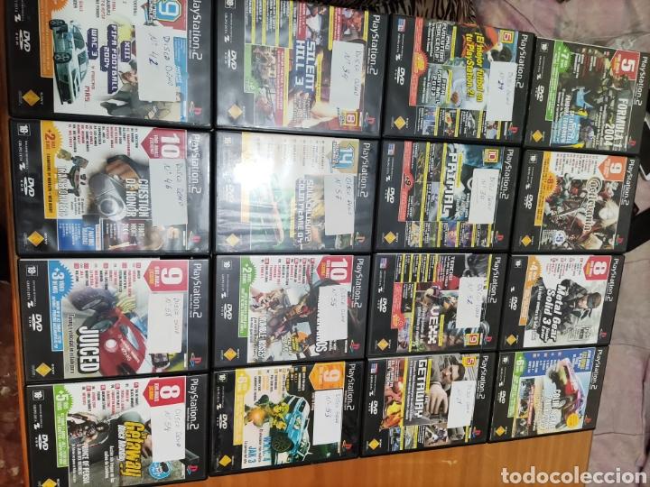 Videojuegos y Consolas: Lote ....... PS2.... - Foto 10 - 269941023