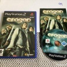 Videojuegos y Consolas: JUEGO PLAY STATION 2 PS2 ERAGON. Lote 269994323