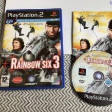 Videojuegos y Consolas: JUEGO PLAY STATION 2 PS2 RAINBOW SIX 3. Lote 270116898