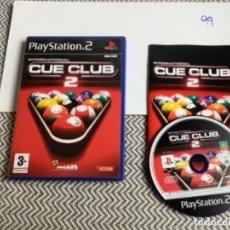 Videojuegos y Consolas: JUEGO PLAY STATION 2 PS2 INTERNATIONAL CUE CLUB 2. Lote 270117083