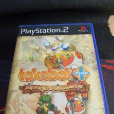 Videojuegos y Consolas: SONY PS2 TOKOBOT + PLUS. Lote 270864903
