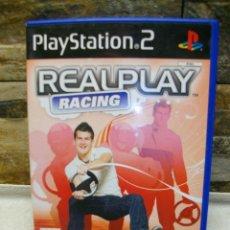 Videojuegos y Consolas: REALPLAY RACING PARA SONY PS2. Lote 270885013