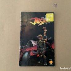 Videojuegos y Consolas: H10. MANUAL PLAY STATION 2 PS2 JAK II. PS2. Lote 270885938