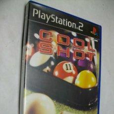 Videojuegos y Consolas: COOL SHOT JUEGO PARA PS2. Lote 270890413