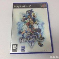 Videojuegos y Consolas: KINGDOM HEARTS II. Lote 270900163