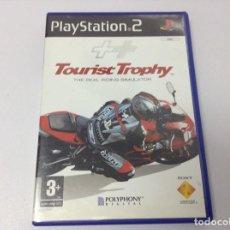 Videojuegos y Consolas: TOURIST TROPHY. Lote 270902818