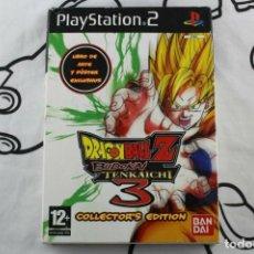 Videojuegos y Consolas: PLAY STATION 2 PS2 DRAGON BALL Z BUDOKAI TENKAICHI 3 COLLECTOR'S EDITION. Lote 271879463