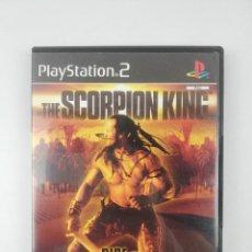 Videogiochi e Consoli: EL REY SCORPION RISE OF THE AKKADIAN PS2. Lote 272255413