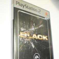 Videojuegos y Consolas: PS2 BLACK. CON DISCO Y MANUAL (BUEN ESTADO). Lote 272730873