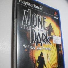 Videojuegos y Consolas: PS2 ALONE IN THE DARK. THE NEW NIGHTMARE. CON DISCO Y MANUAL (BUEN ESTADO). Lote 272736883