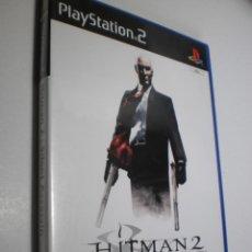 Videojuegos y Consolas: PS2 HITMAN 2 SILENT ASSASSIN, CON SOLUCIONES, MANUAL Y DISCO (BUEN ESTADO). Lote 272960288