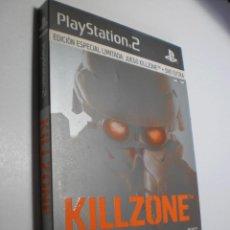 Videojuegos y Consolas: PS2 KILLZONE. CON SOLUCIONES, MANUAL Y 2 DISCOS EDICIÓN ESPECIAL (BUEN ESTADO). Lote 272967493