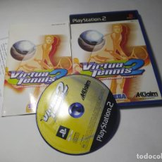 Videojogos e Consolas: VIRTUA TENNIS 2 ( PS2 - PLAYSTATION 2 - PAL - ESP). Lote 274683203