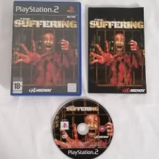 Videojuegos y Consolas: PS2 THE SUFFERING COMPLETO PAL ESPAÑA. Lote 275743068