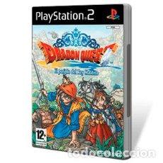 Videojuegos y Consolas: DRAGON QUEST EL PERIPLO DEL REY MALDITO PS2 (VER DESCRIPCIÓN). Lote 275966853