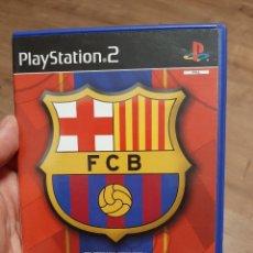 Videojuegos y Consolas: FCB 03/04 CLUB FOOTBALL PS2. Lote 276583993