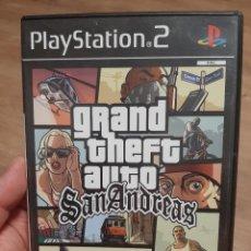 Videojuegos y Consolas: GTA SAN ANDREAS PS2. Lote 276588478
