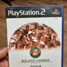 Videojuegos y Consolas: ROLAND GARROS 2005 PS2. Lote 276590218