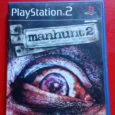 Videojogos e Consolas: MANHUNT 2 - PLAYSTATION 2 - PAL- COMPLETO- PS2. Lote 276634338