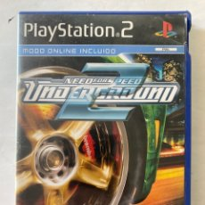 Videojuegos y Consolas: NEED FOR SPEED UNDERGROUND 2 PS 2 PLAYSTATION 2. Lote 277004298
