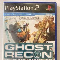 Videojuegos y Consolas: GHOST RECON PS2 PLAYSTATION 2. Lote 277004608