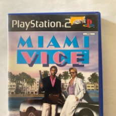Videojuegos y Consolas: MIAMI VICE PS2 PLAYSTATION 2. Lote 277006533