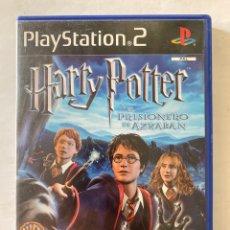 Videojuegos y Consolas: HARRY POTTER EL PRISIONERO DE AZRABAN PS2 PLAYSTATION 2. Lote 277007593