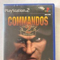 Videojogos e Consolas: COMMANDOS 2 PS2 PLAYSTATION 2. Lote 277010078