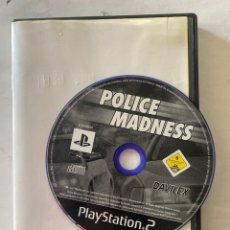Videojuegos y Consolas: LONDON RACER POLICE MADNESS PS2 PLAYSTATION 2. Lote 277010668