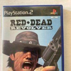 Videojuegos y Consolas: RED DEAD REVOLVER PS2 PLAYSTATION 2. Lote 277015073