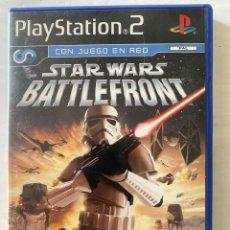 Videojuegos y Consolas: STAR WARS BATTLEFRONT PS2 PLAYSTATION 2. Lote 277015808