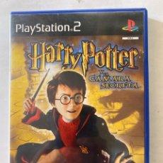 Videojuegos y Consolas: HARRY POTTER Y LA CAMARA SECRETA PS2 PLAYSTATION 2. Lote 277017488