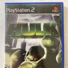 Videojuegos y Consolas: HULK PS2 PLAYSTATION 2. Lote 277023138
