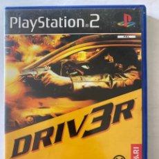 Videojuegos y Consolas: DRIV3R PS2 PLAYSTATION 2. Lote 277023708