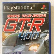 Videojuegos y Consolas: GTR 400 PS2 PLAYSTATION 2. Lote 277023963