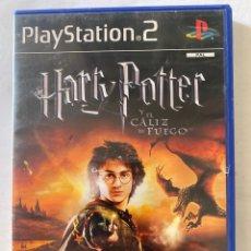 Videojuegos y Consolas: HARRY POTTER Y EL CALIZ DE FUEGO PS2 PLAYSTATION 2. Lote 277027388